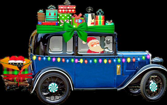 christmas car 3791051 640
